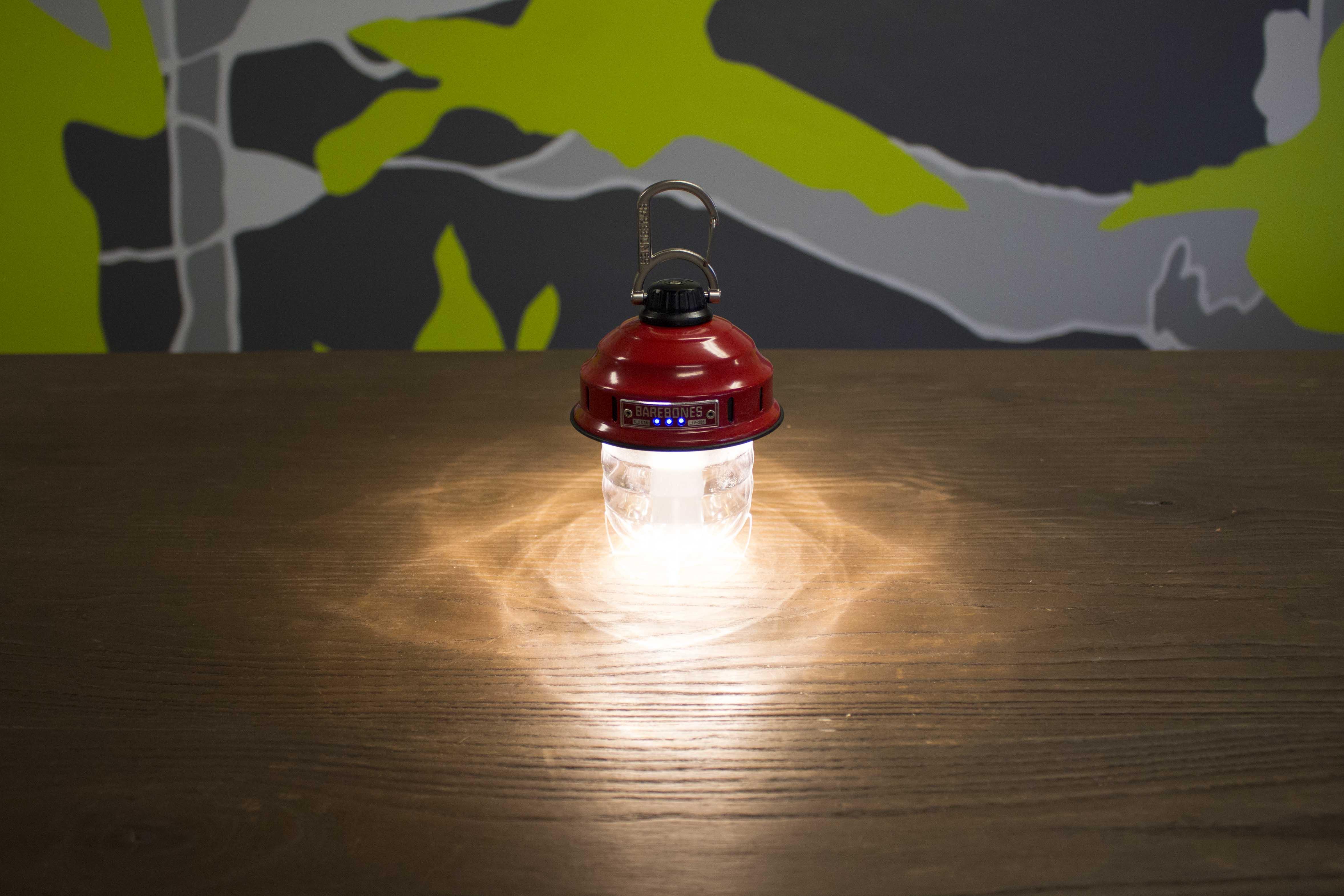 Red Beacon Light 1 LR