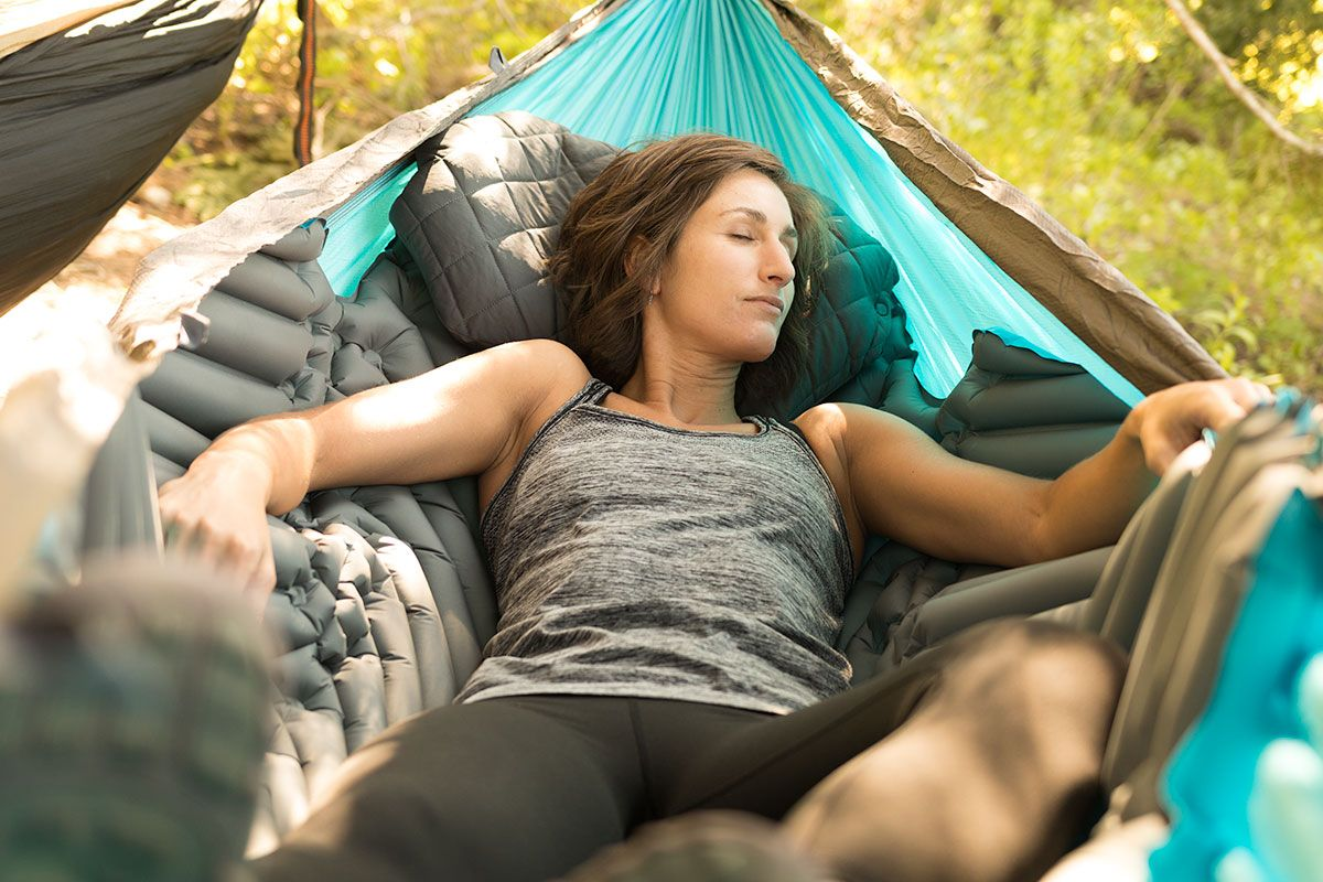 Hammock Sleeping Pad
