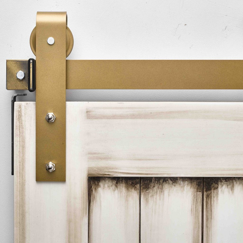 Rustica Hardware Gold Finishes